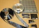 Koolstof Band / Mat /  XRP Plaat